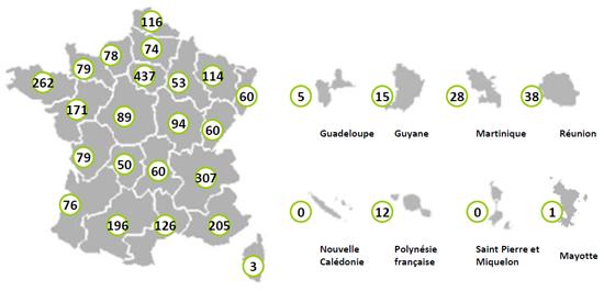 carte actions serd 2012